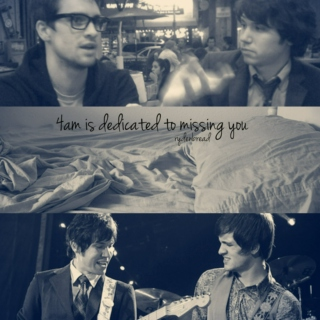 4am is Dedicated to Missing You (ryden)