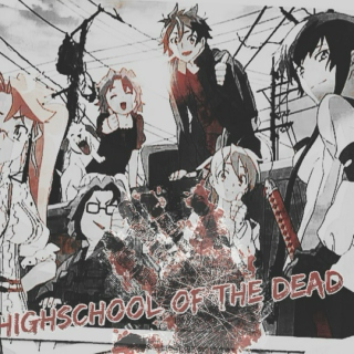 Highschool of the DEAD OST