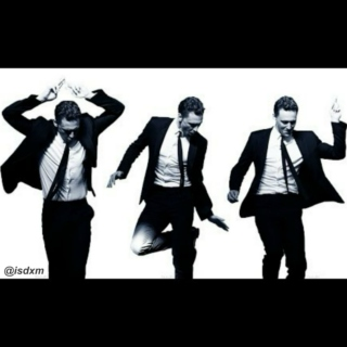 dancing the night a w a y with hiddles