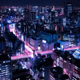Getting high in Tokyo