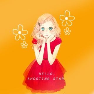hello, shooting star