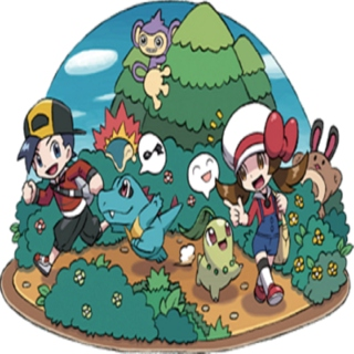 Journey In Johto!