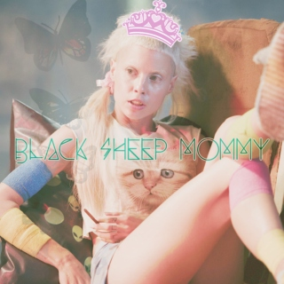 black sheep mommy