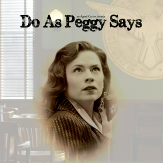 Do As Peggy Says