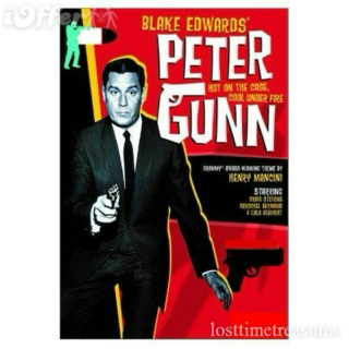 Covers of Peter Gunn
