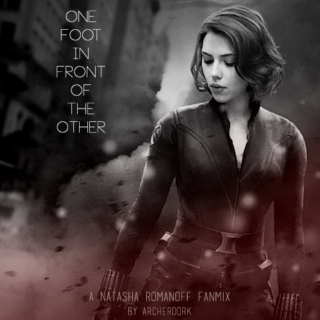 one foot in front of the other | a natasha romanoff fanmix