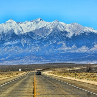 Lonely Mountain Drive