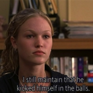 10 things I (love to) hate about you
