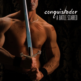 A battle scarred conquistador