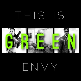 this is green envy