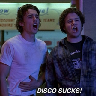 """disco is not dead!"""