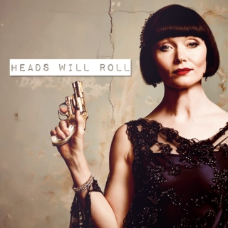 Heads Will Roll: A Phryne Fisher Mix