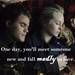 You'll Meet Someone New and Fall Madly in Love