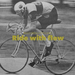 RIDE WITH FLOW