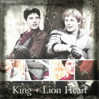 King + Lion Heart