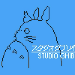 Destress Studio Ghibli+Legend of Zelda