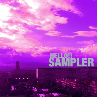Hello!! Sampler (March 2015)
