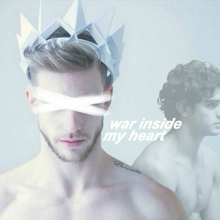 war inside my heart