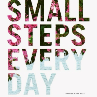 small steps to healing