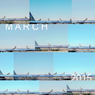 2015: march