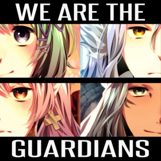 WE ARE THE GUARDIANS