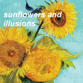 sunflowers and illusions