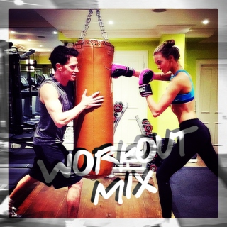 let's go; workout mix