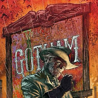 {1880s Gotham} We Are The Warriors That Built This Town