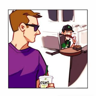 Coffee with Clint