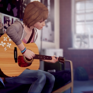the life of max caulfield