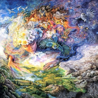 feel the mother gaia in your veins