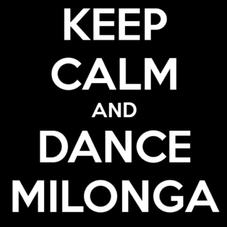 Milonga for milongueros