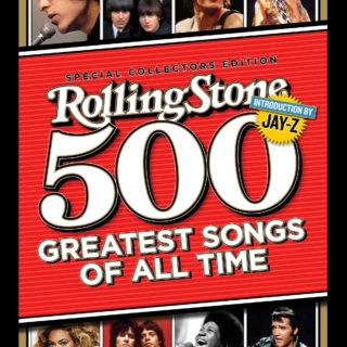 Rolling Stone Top 500 Songs