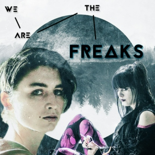 we are the freaks