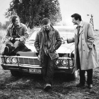 Road Trip with the Winchesters