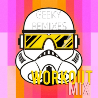 Geek Sweat : A Collection of Remixes