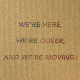 Queer Moving Playlist