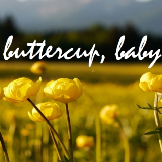buttercup, baby