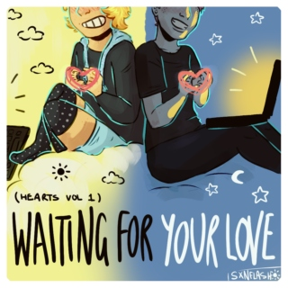 { HEARTS VOL 1 } waiting for your love