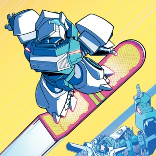 A Big Adventure? The Lost Light's Disatrous Take-Off!
