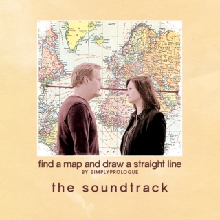 Find a Map and Draw a Straight Line