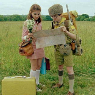 Make Your Life A Wes Anderson Movie