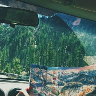 Mountain Passes. (Fictional Movie Soundtrack)