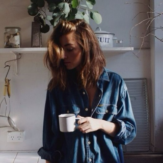 Sadness is an empty coffee cup