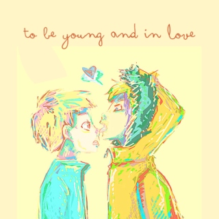 to be young & in love