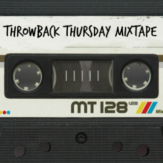 Original Throwback Thursday Mix