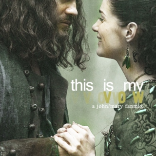 [john&mary] this is my vow