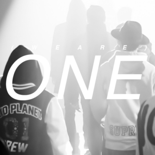 (we are) one