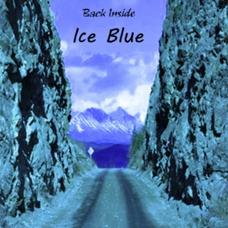 Back Inside--Ice Blue