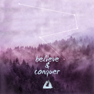 believe & conquer